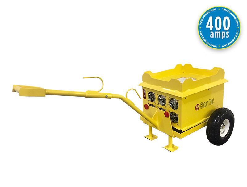 Portable Power Supply Model 53400
