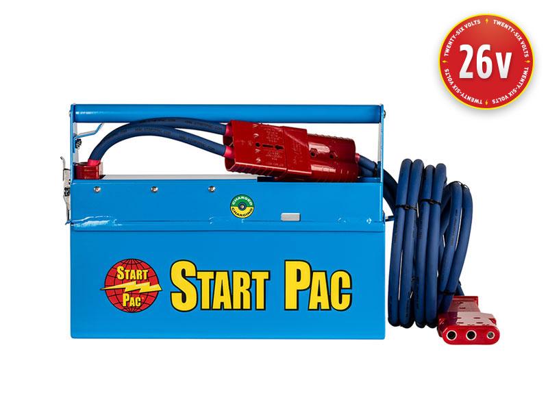 Portable Starting Unit Model Li2600QC – 26 VDC