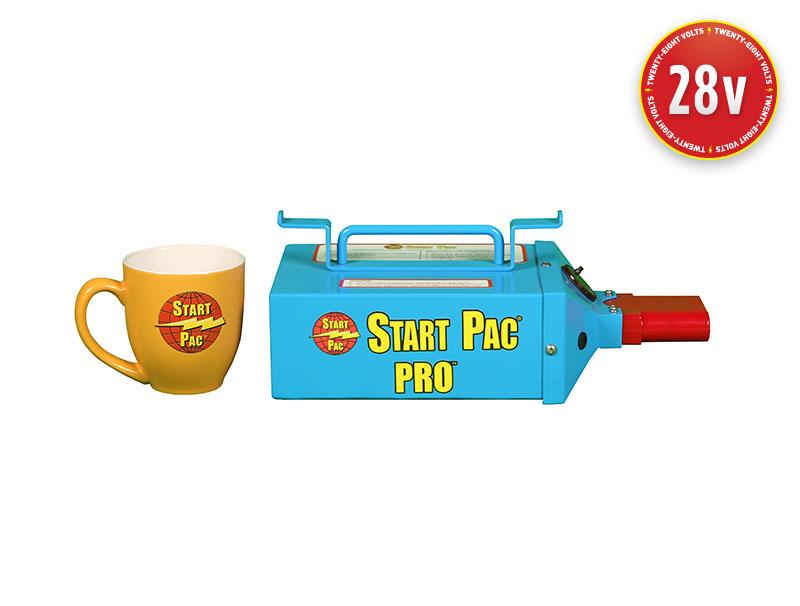 Start Pac PRO portable starting unit