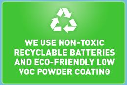 Start Pac Eco Friendly Battery Technology