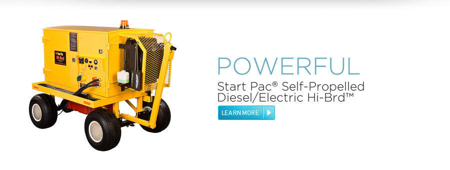 Start Pac® Self-Propelled Diesel/Electric HiBrd