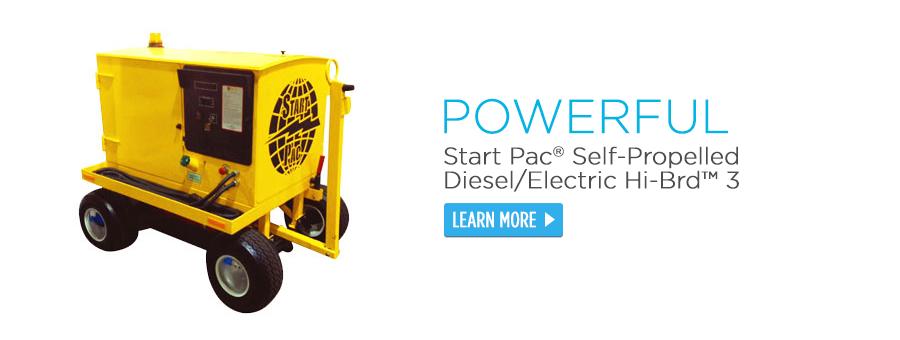 Start Pac® Self-Propelled Diesel/Electric HiBrd