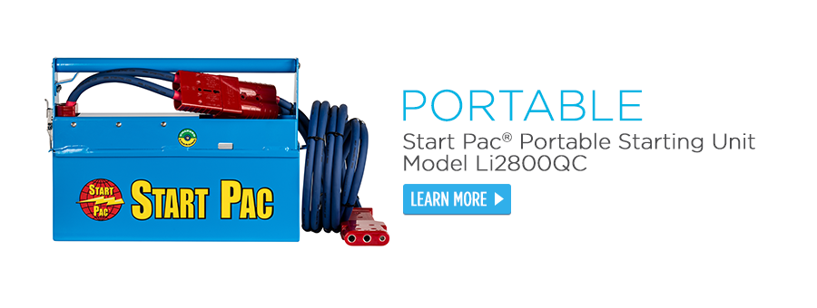 Start Pac® Model Li2800QC 28.5v