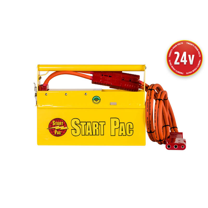 START PAC Aircraft Power Supply Batter 24v