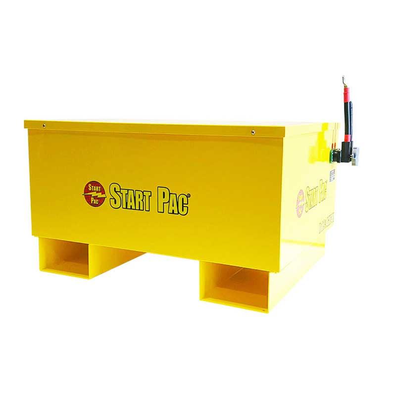 Diesel Locomotive Rail Road Battery Auxillary Power Unit