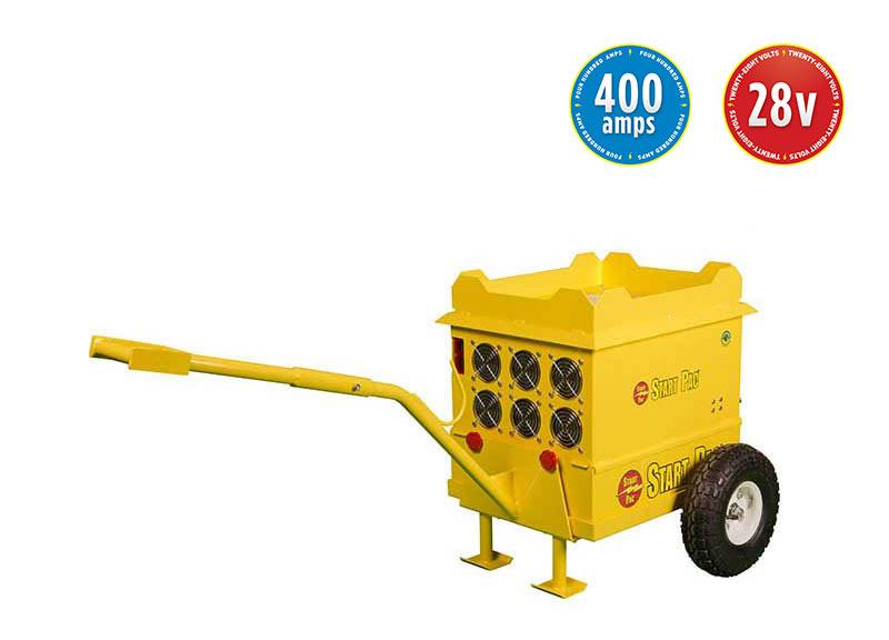 Model 3328QC 400 amp